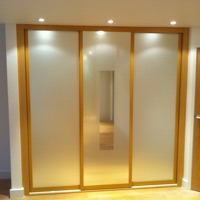 work from home efficiently with sliding wardrobe doors