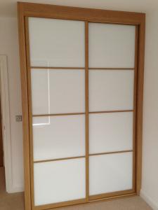 oriental style wardrobe doors