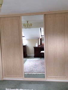 sliding cotswold wardrobe door