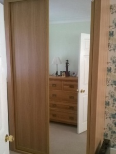 wardrobe sliding doors cotswold
