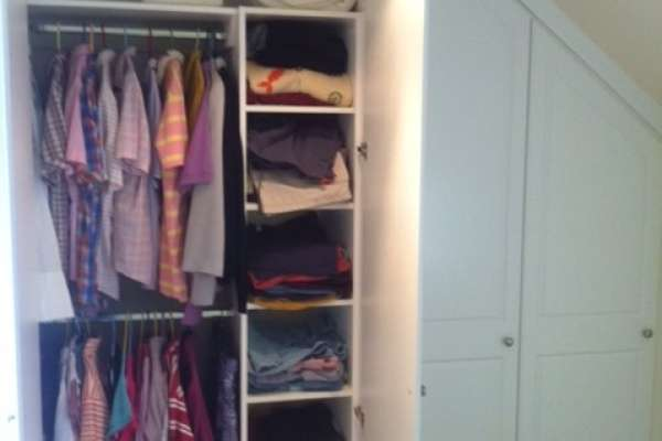 Add resale value with sliding wardrobe doors