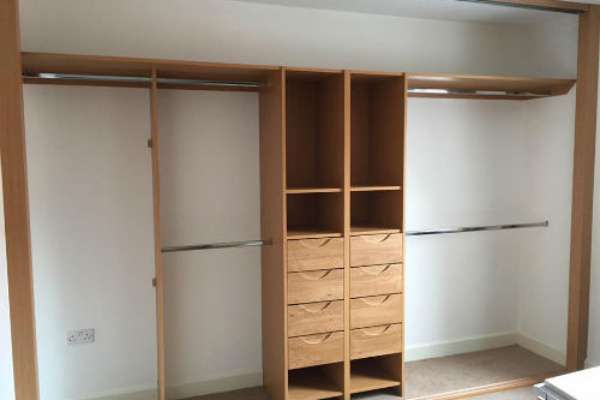 Not just sliding wardrobe doors