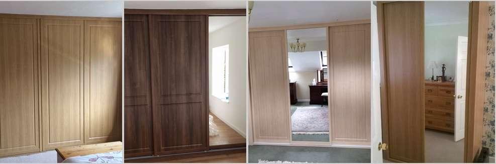 Cotswold Sliding Wadrobe Doors
