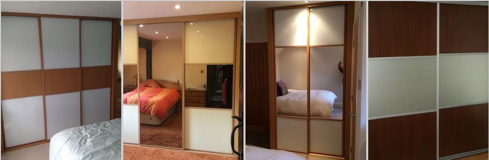 Millennium Sliding Wardrobe Doors & Millennium Sliding Wardrobe Doors - Superglide Post