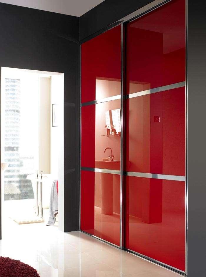 Oriental Sliding Wardrobe Doors 3