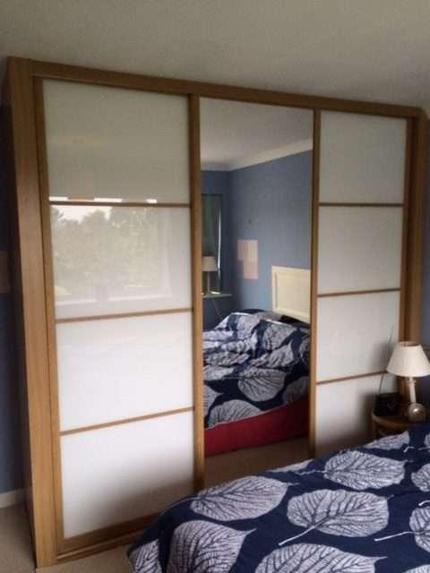 made to measure sliding wardrobe doors