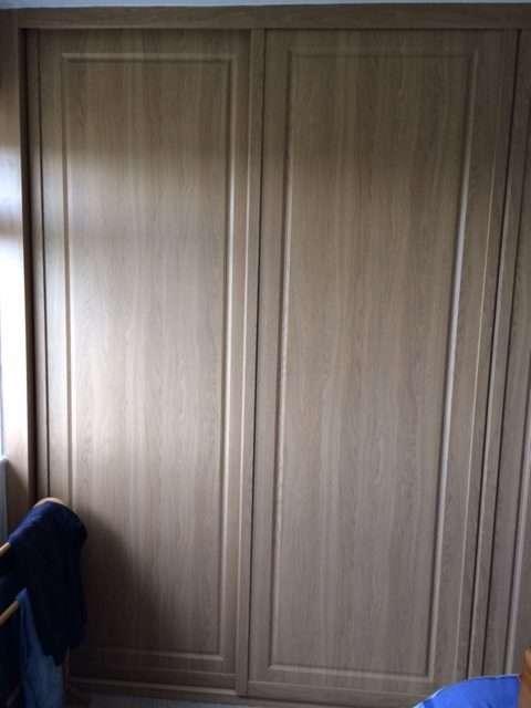 sliding wardrobe company