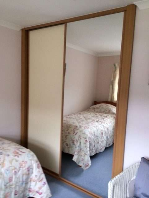 sliding wardrobe doors made to measure
