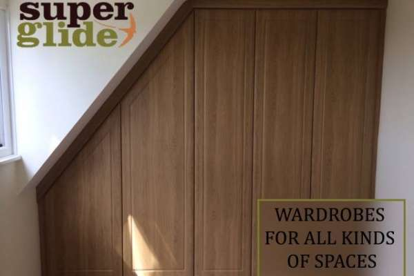 5 Ways Sliding Wardrobe Doors Are Just Better Than Standalone Wardrobes