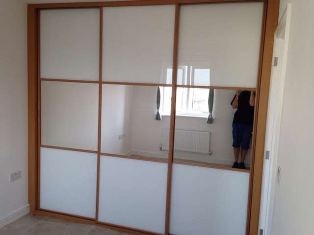 Giving customers the sliding wardrobes of their dreams