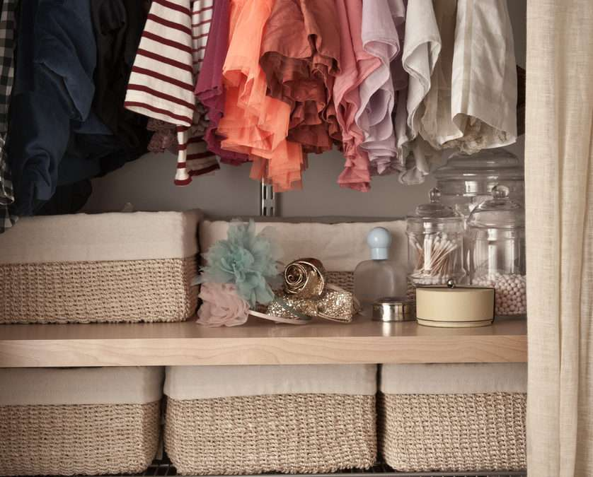 How To Turn A Sliding Wardrobe Into An Amazing Toy Storage Solution