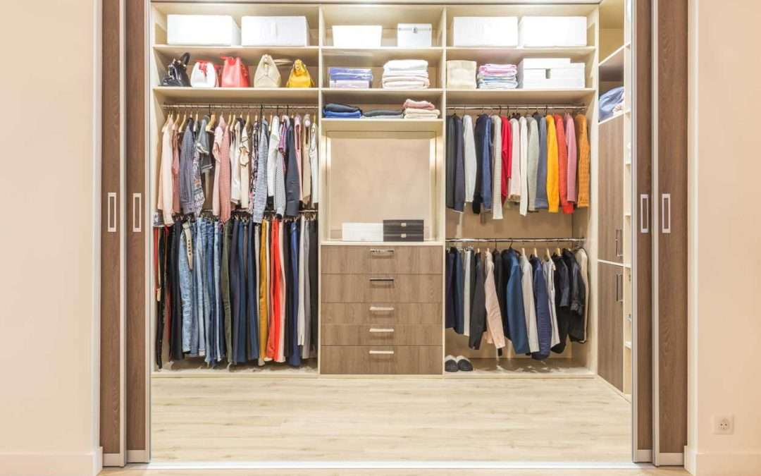 Tips for making use of your wardrobe space