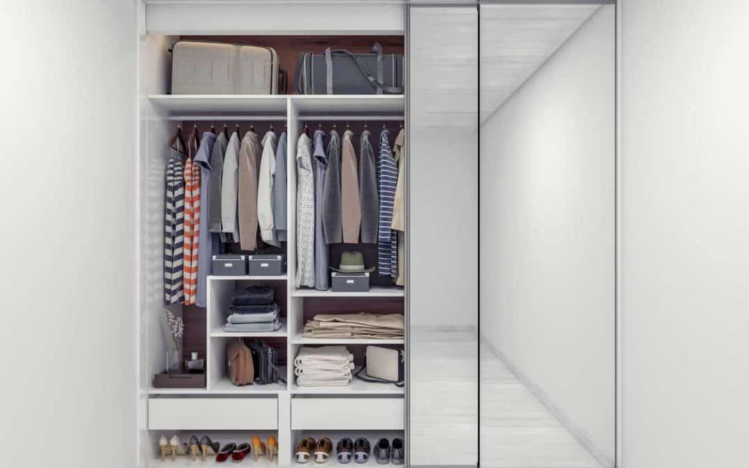 sliding door fitted wardrobe in your bedroom