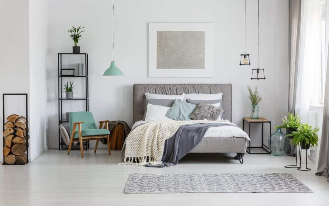 Bedroom trends for 2020