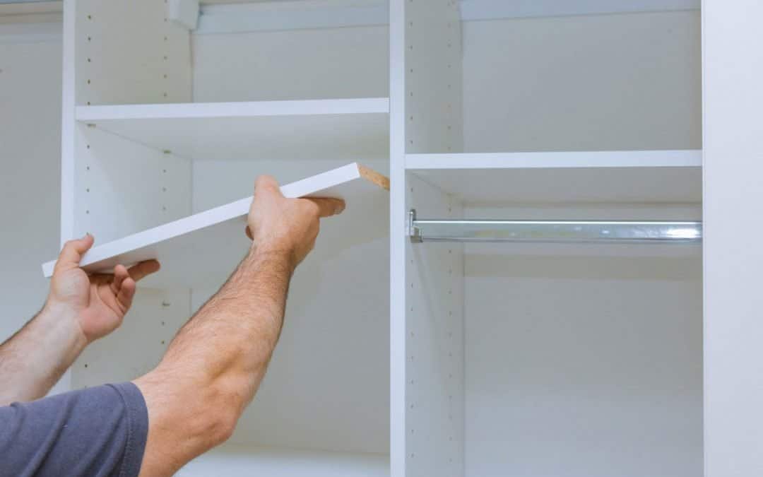 How to Update Old Fitted Wardrobes