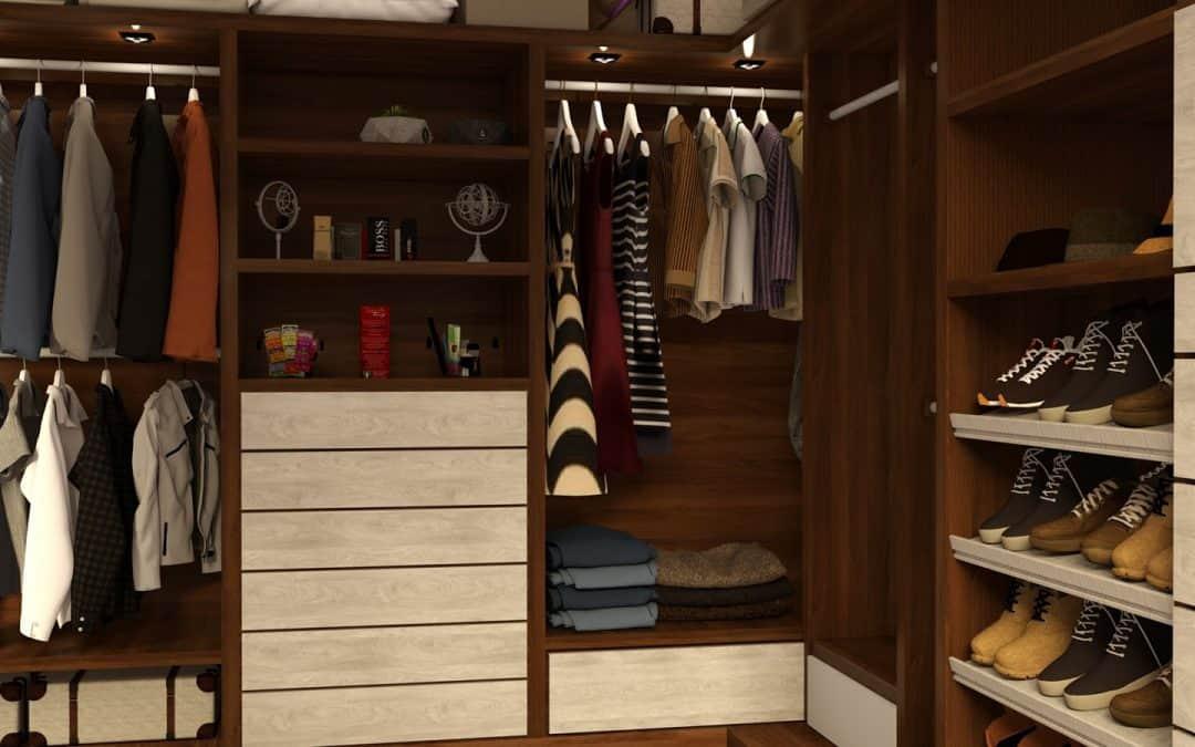Wardrobe Storage Solutions